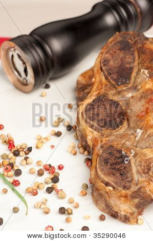 Churrasco With Pepper