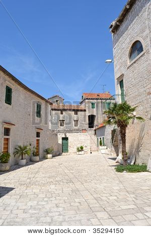 Cloister of the Church of Sibenik