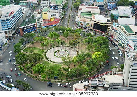 Fuente Osmena Circle