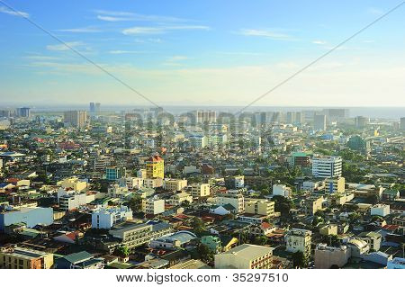 Skyline de Manila