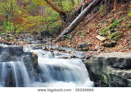 Rugged Water Way
