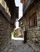 The Streets Of Nessebar