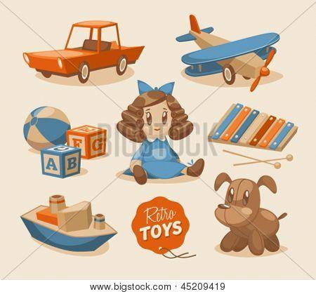 Toys emblems