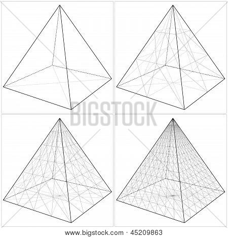 Pyramid From The Simple To Th...