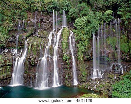 Grand Galet Falls