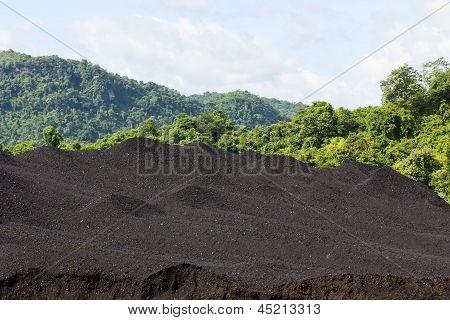 Coal Stock Pile