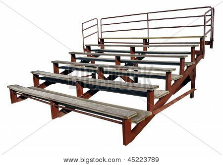 Empty Bleachers