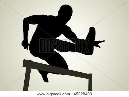 Running Hurdles