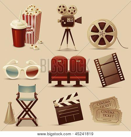 Iconos del cine