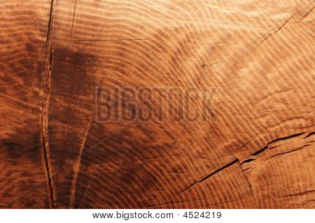 Wood. Ideally As Background