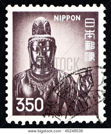 Postage Stamp Japan 1976 Sho-kannon, Yakushiji Temple