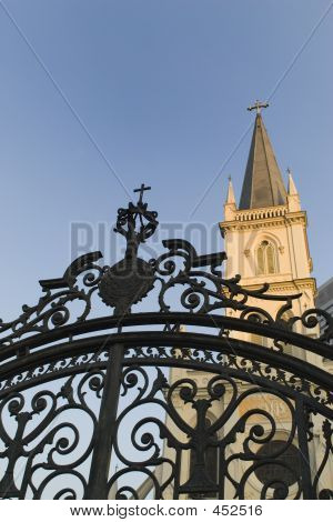 Church And Gate