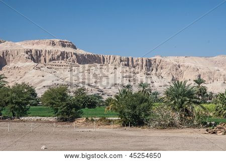Valley of the Kings near Luxor, Egypt