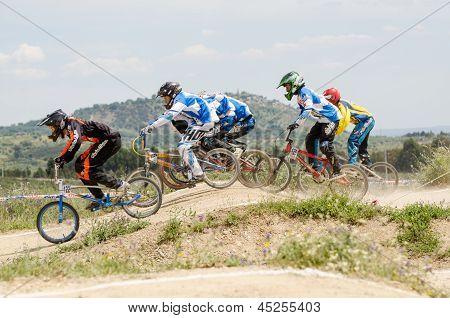 Juveniles Race