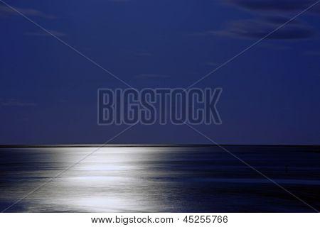 Moonshine Seascape