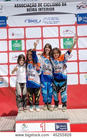 Girls Podium