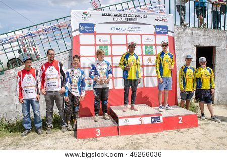 Teams Podium
