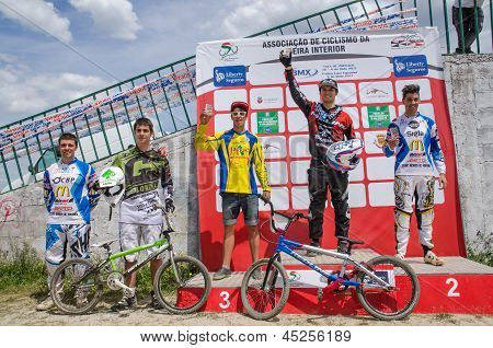 Juniors Elite Podium