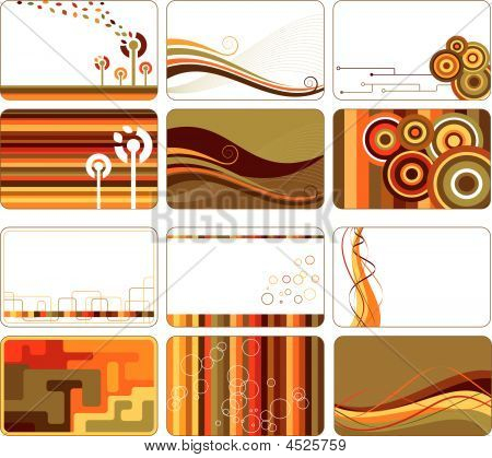 Abstract Retro Backgrounds