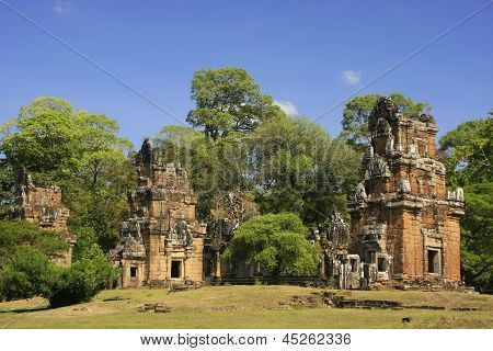 Prasats Suor Prat, Angkor Thom, Angkor Area