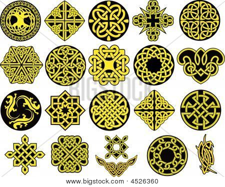 Full Celtic Knots