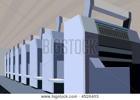 Vector Printed Equipment