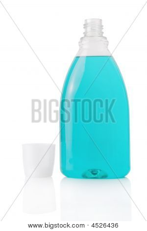 Mouthwash Bottle