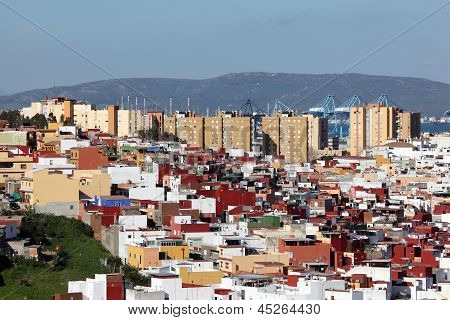 Algeciras, Andalusia Spain
