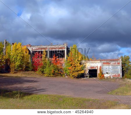 Abandoned Stamp Mill