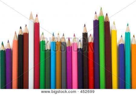 Colores - estadísticas de la educación
