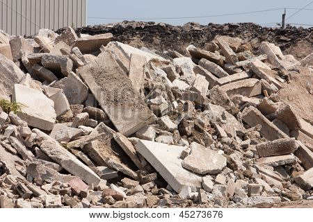 Concrete Recycling