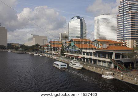 North Bank Jacksonville Florida Plaza