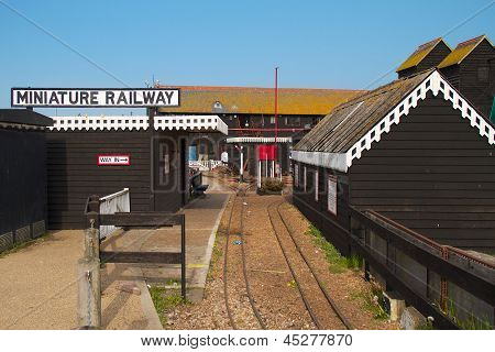 Minature Railway Station