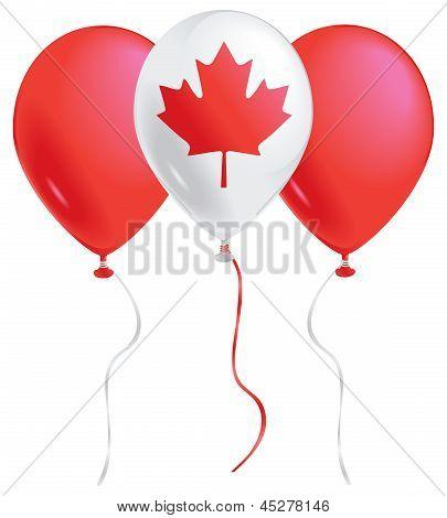 Canada Balloons