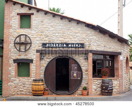 Cider Bar