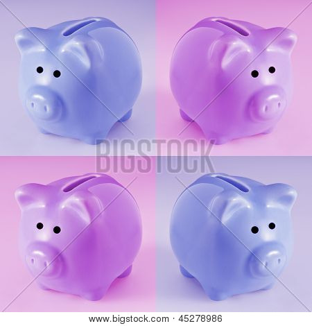 Piggy Bank Design
