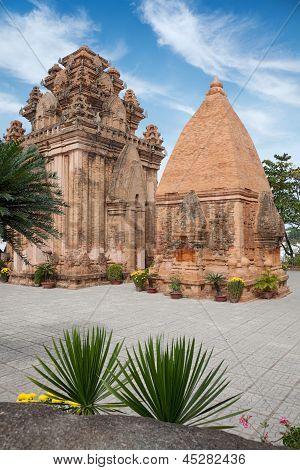 Po Ngar Cham Towers en Nha Trang