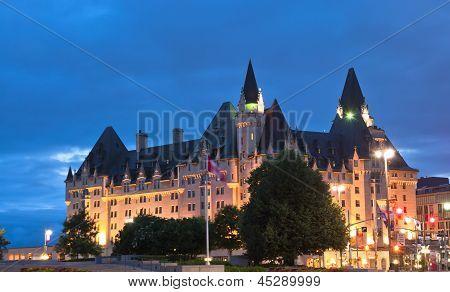 Ottawa Night Castle