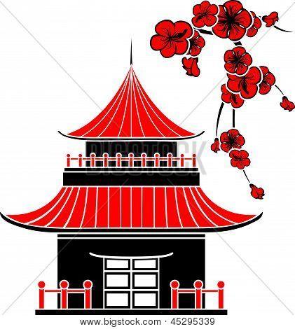 Casa asiática
