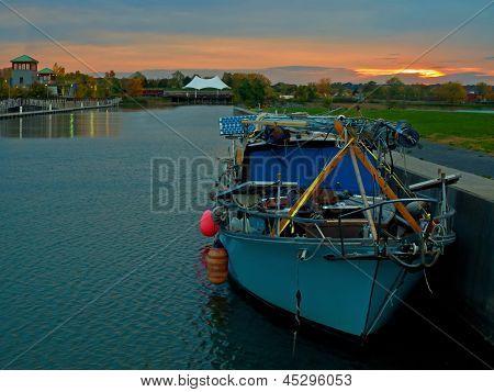 Syracuse Innerr Harbor