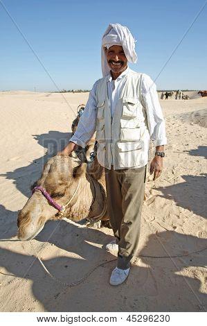 Posering Beduin