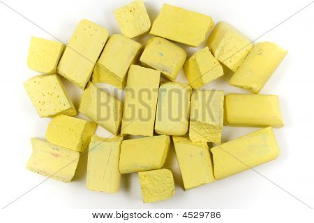 Yellow Chalk