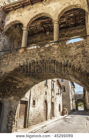 Filetto (tuscany)
