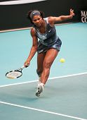 Usa 's Serena Williams At Open Gdf Suez
