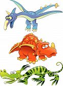 Monsters Dinosaurs