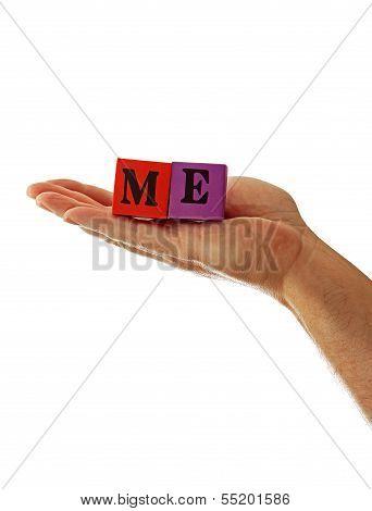 Me Hand Blocks