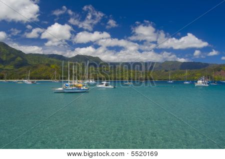 Hanley Bay Marina