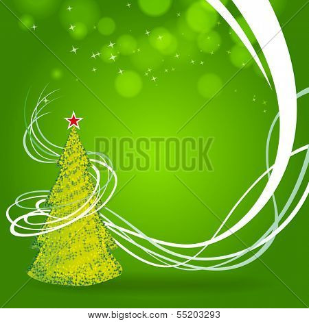 christmas artistic background