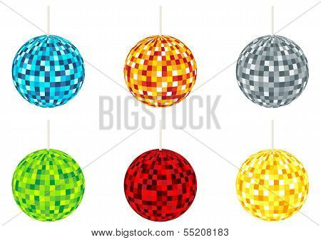 Discoballs Set