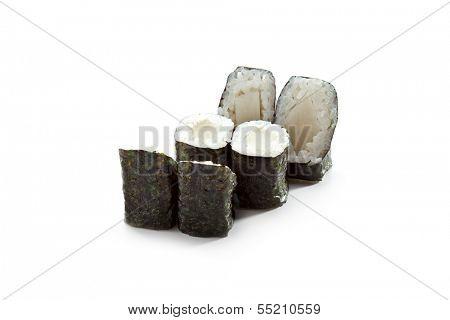Radish Sushi Roll